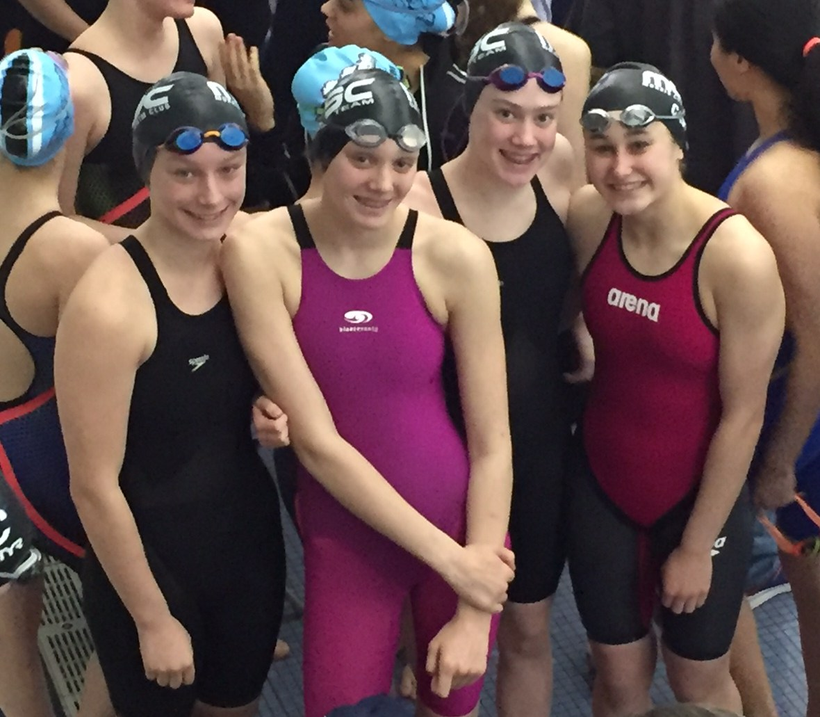 Record numbers at sectionals for MCSC